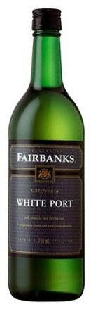 Fairbanks White Port